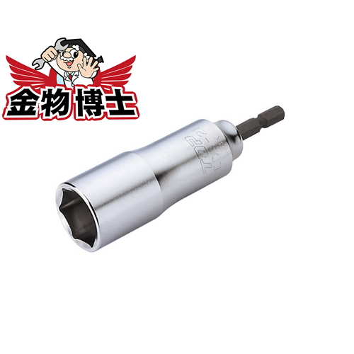 ソケット 再入荷 予約販売 ソケットビット 電動ドリル用 TOP工業 EDS-10 六角軸シャンク サイズ10mm 6.35mm セットアップ 6角