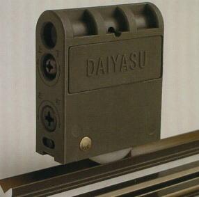 DWGH-MV/我推拉门辊更换为 DAIYASU 2 维调整室内