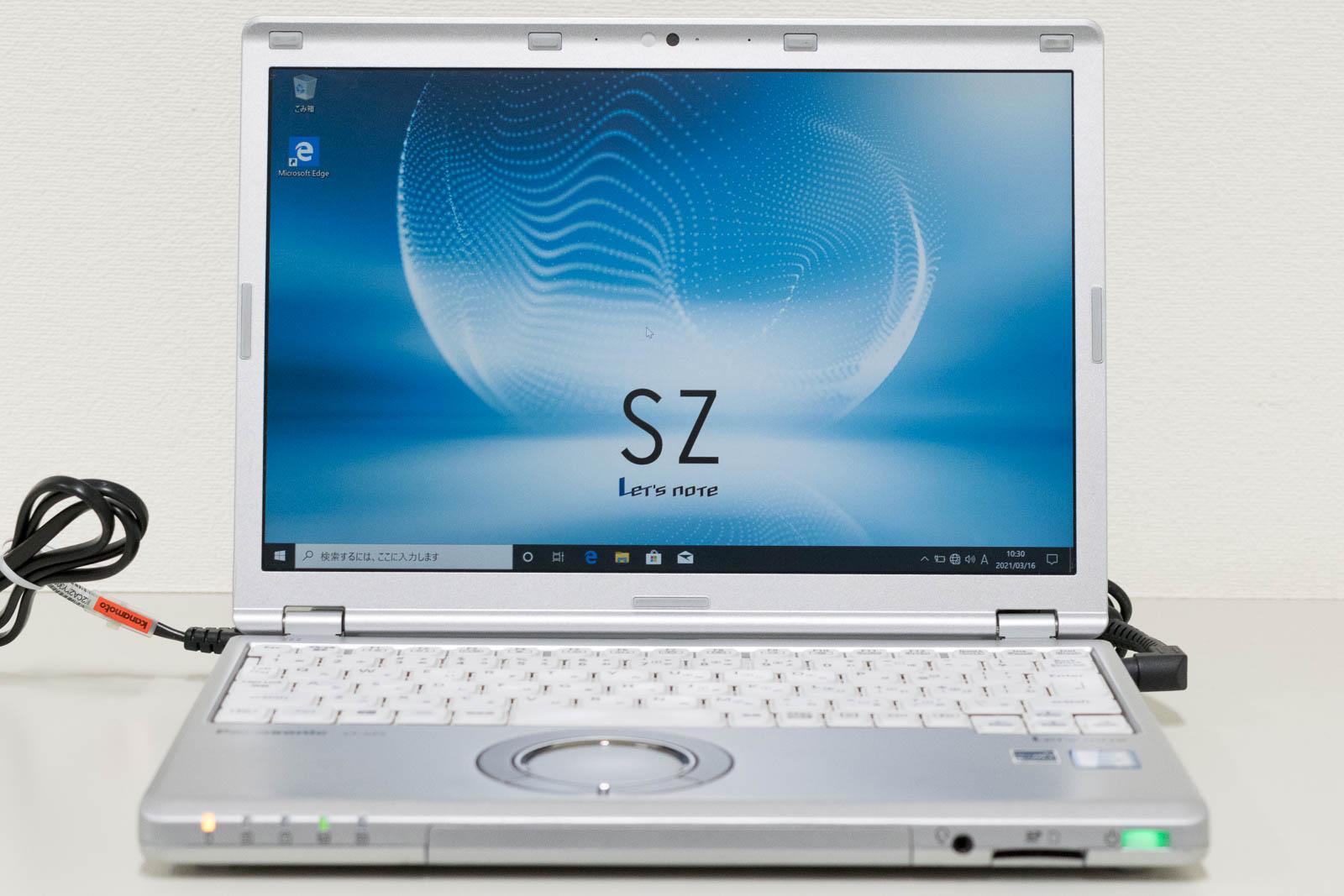 SEAL限定商品】 Panasonic CF-SZ5ADYMS Core i5-6300U, 8GBメモリ ...