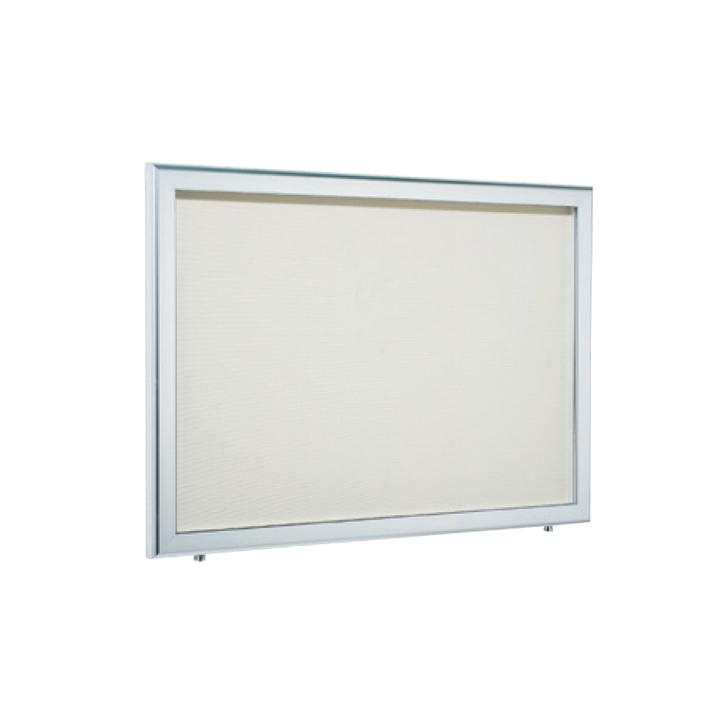 NASTA ナスタ KS-TS-HB5918A 屋外・屋内兼用 掲示板 900x1800 カバー付 代引き不可