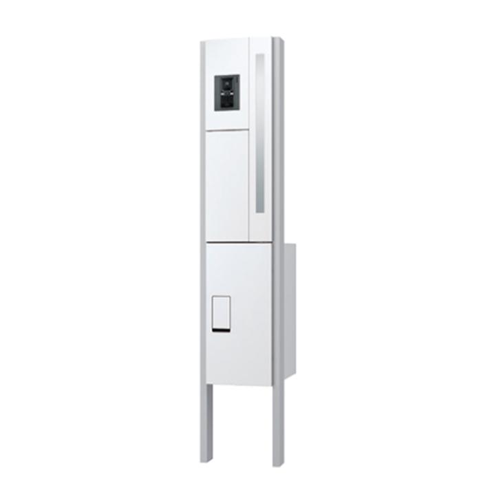 NASTA ナスタ KS-GP16AKT クオール 戸建用 門柱ユニット LED照明 宅配ボックス付 代引き不可