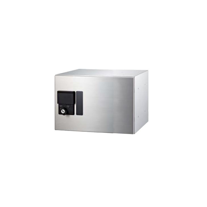 NASTA ナスタ KS-TLP280LB-S200 前入前出 防滴タイプ 小型 宅配ボックス プチ宅 高さ200ミリ 幅280ミリ 奥行407ミリタイプ 増設用 代引き不可