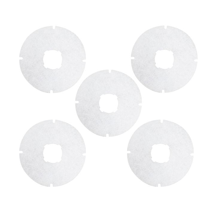 交換メンテナンス用のフィルター NASTA ナスタ KS-FKS8840 花粉除去用フィルター 5枚入り 100ミリ用