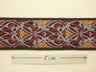 通販 刺繍リボン テープ ET-1338-09 業界No.1 DM便OK