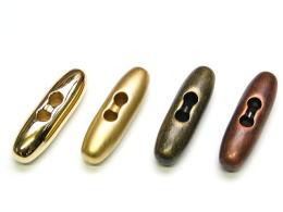 変形 金属ボタン お買得品 在庫処分 メタルボタン-55mmMBAZ-222-55 数量限定アウトレット最安価格 ダッフルボタン 誕生日 お祝い DM便OK