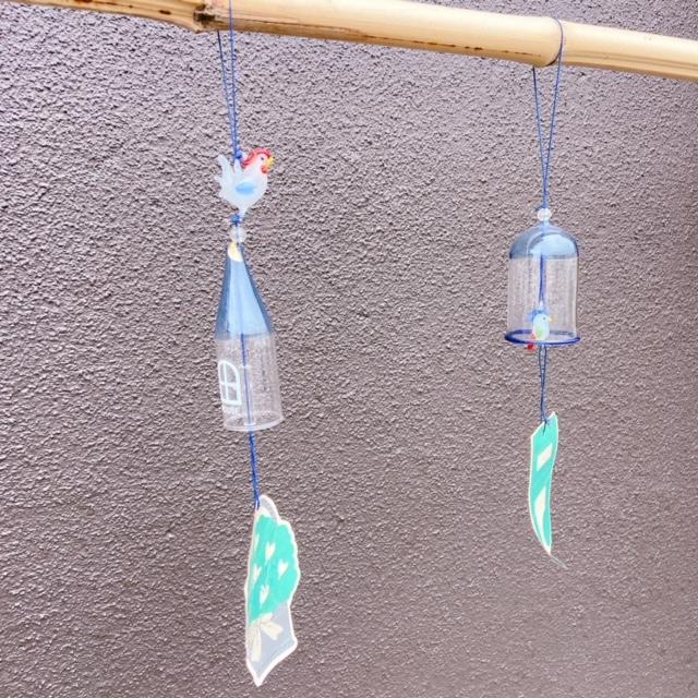 売れ筋 昭和レトロな風鈴です 流行 レトロ 風鈴 鳥かご 風見鶏