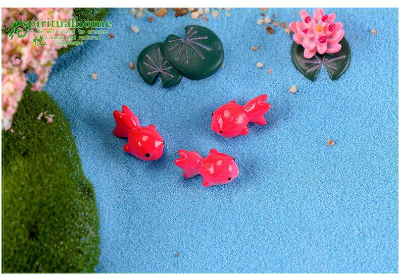 ミニフィギュア テラリウムフィギュア 箱庭 新色追加して再販 盆栽 きんぎょ 20個 金魚 卓越 テラリウム さかな 水槽 アクアテラリウム テラリウムキット