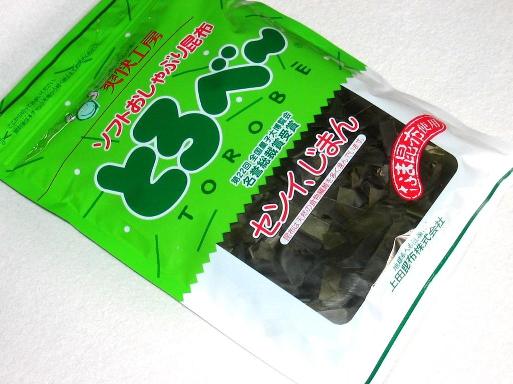 メーカーより直送になります 沖縄 北海道には送れまません 1袋190円プラス消費税です 発送が3週間程度おくれます 25g96袋 とろべー 日本正規代理店品 とろべ~ おしゃぶり昆布 実物