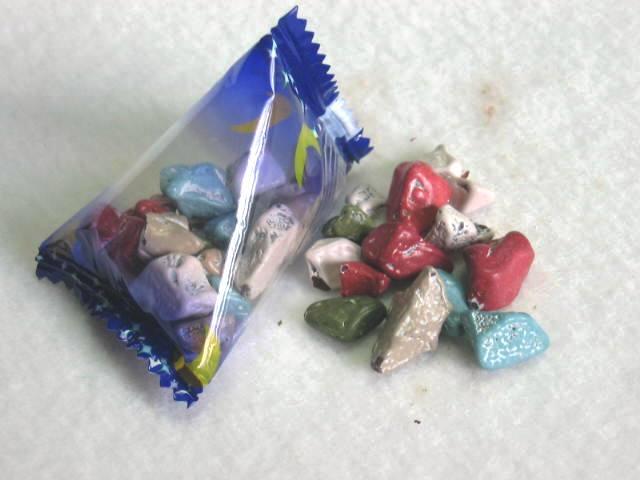 サービス 月の小石チョコレート 信託 50個