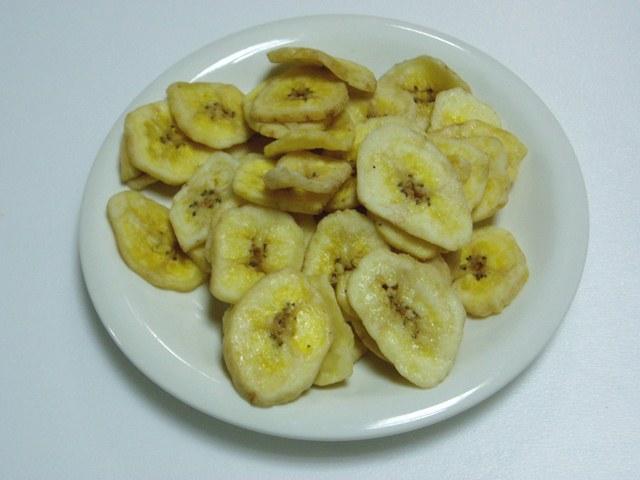 バナナチップ500g 2020モデル 半額