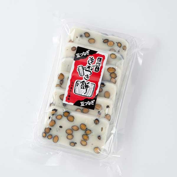 ≪山木食品工業≫ふるさとの味覚真空斗棒餅 6枚入 豆つなぎ