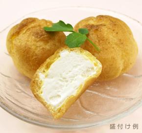 たっぷりクリーム シューアイス[160個入り] 【バニラ・ストロベリー・抹茶・チョコ】