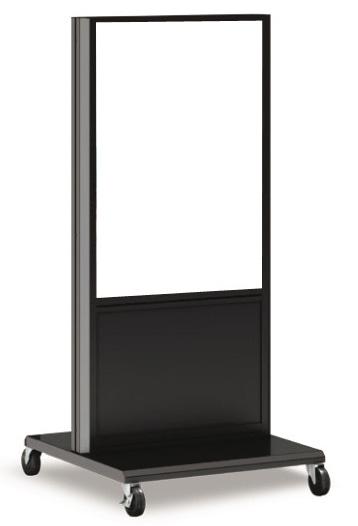 電飾看板 差替え電飾看板 スタンドサイン LED看板 LEDスタンド看板 LEDスタンドサイン 電飾スタンド看板 ポスタースタンド B2サイズ ADO-120NE-LED 屋外用 両面【本体のみ】