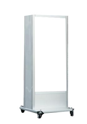 電飾看板 スタンド看板 内照式看板 店舗用看板 電飾スタンドサイン 屋外用 両面 ADO-940N【本体のみ】