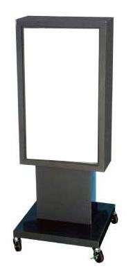 電飾看板 電飾スタンド看板 内照式看板 店舗用看板 電飾スタンドサイン スタンド看板 両面 屋外用 MK-07【本体のみ】
