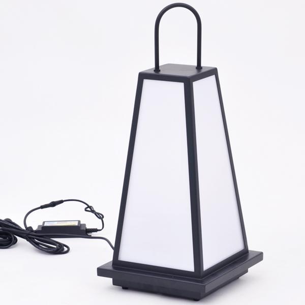 LED 京行灯 L 和風 看板 スタンド看板 電飾看板 店舗看板【本体のみ】