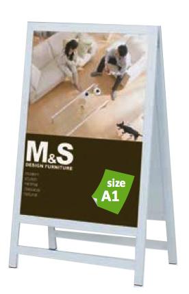 屋内用 A型スタンド看板 AWS-81【データ入稿】
