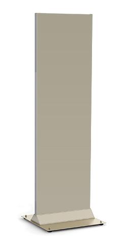 A-4515S ポップス スタンド看板 サインスタンド 店舗看板 両面 屋外用【本体のみ】