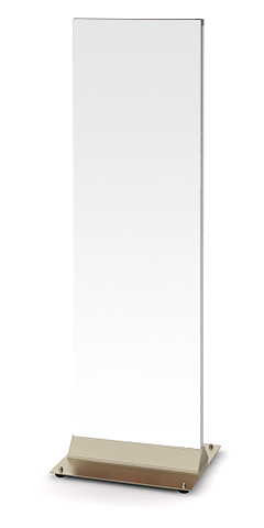 F-4515S ポップス スタンド看板 サインスタンド 店舗看板 両面 屋外用【本体のみ】