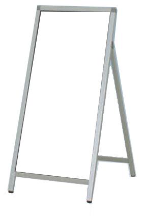 立て看板 店舗看板 屋外用 片面 A型 スタンド看板 Aサイン AS-149【本体のみ】