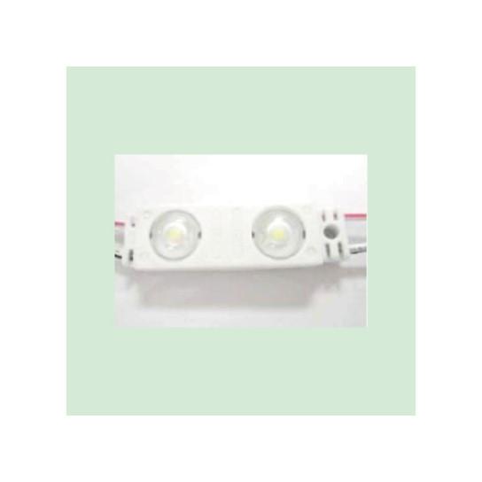 HIGHVALUE ステラLED miniレンズモジュール 2球タイプ 電球色 GSM-2ML/DC27K