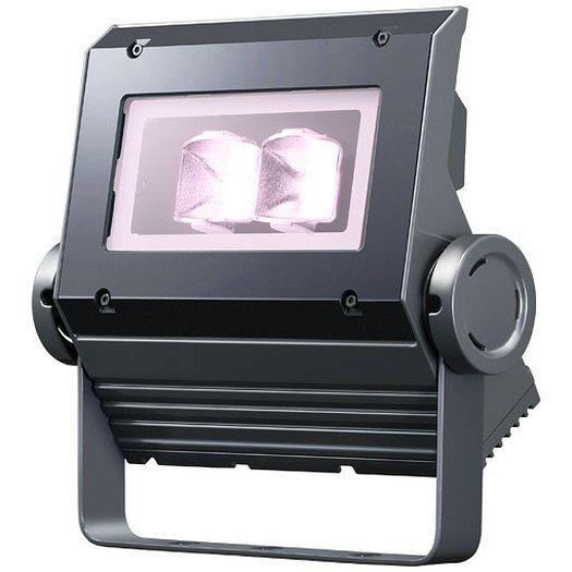 岩崎電気 ECF0396VW/SAN8/DG(旧ECF0486VW/SAN8/DG) LED投光器 美vidレディオックフラッドネオ 30クラス(旧40W) 広角 白色 ダークグレイ