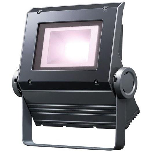 岩崎電気 ECF0795VW/SAN8/DG(旧ECF1085VW/SAN8/DG) LED投光器 美vidレディオックフラッドネオ 70クラス(旧100W) 超広角 白色 ダークグレイ
