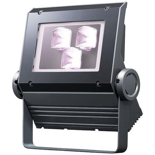 岩崎電気 ECF0996VW/SAN8/DG LED投光器 美vidレディオックフラッドネオ 90クラス(旧130W) 広角 白色 ダークグレイ