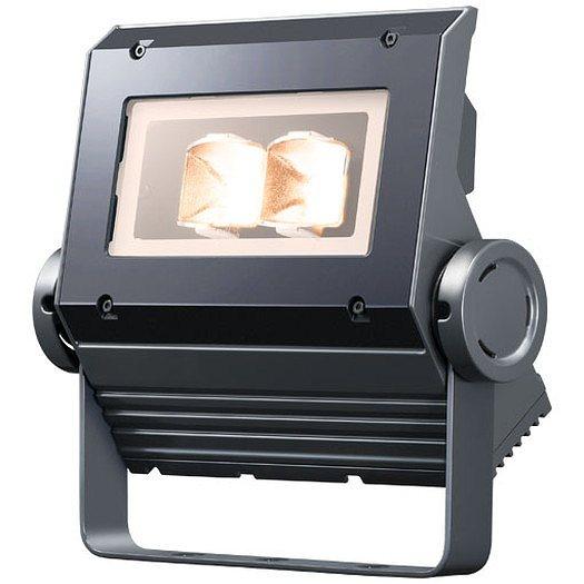 岩崎電気 ECF0396VL/SAN8/DG(旧ECF0486VL/SAN8/DG) LED投光器 美vidレディオックフラッドネオ 30クラス(旧40W) 広角 電球色 ダークグレイ