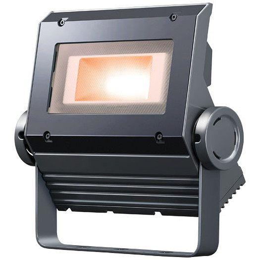 岩崎電気 ECF0395VL/SAN8/DG(旧ECF0485VL/SAN8/DG) LED投光器 美vidレディオックフラッドネオ 30クラス(旧40W) 超広角 電球色 ダークグレイ