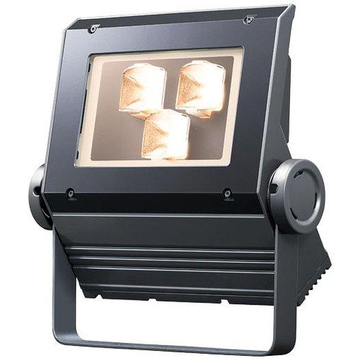 岩崎電気 ECF0696VL/SAN8/DG(旧ECF0886VL/SAN8/DG) LED投光器 美vidレディオックフラッドネオ 60クラス(旧80W) 広角 電球色 ダークグレイ