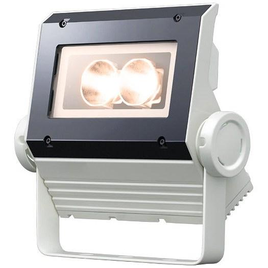 岩崎電気 ECF0498L/SAN8/W(旧ECF0688LW/SAN8/W) LED投光器 レディオックフラッドネオ 40クラス(旧60W) 狭角 電球色 白