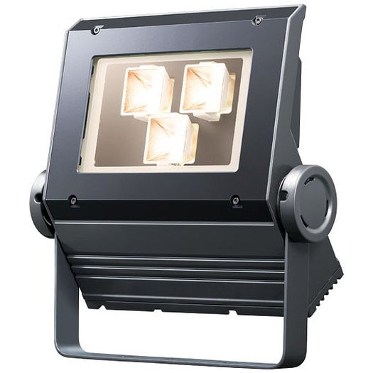 岩崎電気 ECF0697L/SAN8/DG(旧ECF0887LW/SAN8/DG) LED投光器 レディオックフラッドネオ 60クラス(旧80W) 中角 電球色 ダークグレイ