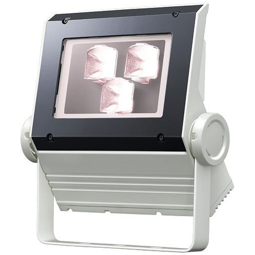 岩崎電気 ECF0696W/SAN8/W(旧ECF0886W/SAN8/W) LED投光器 レディオックフラッドネオ 60クラス(旧80W) 広角 白色 白