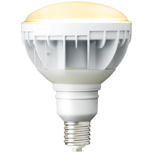 岩崎電気 LDR30L-H-E39/W827(旧形式:LDR33L-H/E39W830) レディオックLEDアイランプ 30W 〈E39口金〉 電球色 白熱電球270W相当 白色塗装