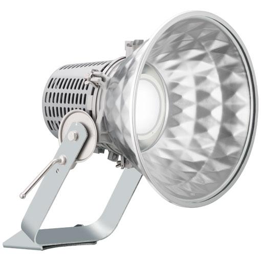 岩崎 条件付き送料無料 岩崎電気 E30421W NSAN8 品質保証 H 海外輸入 LED投光器 水銀ランプ250W相当 昼白色 65Wタイプ 高温対応形 レディオックフラッドスポラート 広角