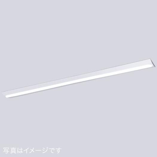 岩崎電気 ELV81302ANPNS2 (旧形式:ELV81302NPNS2) ベースライト レディオックLEDベースライト(LEDユニット一体形) 110W形 逆富士形 昼白色