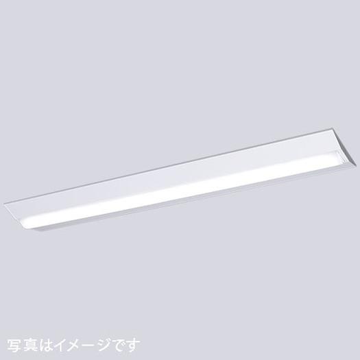 岩崎電気 ELV45202DNPNS9 (旧形式:ELV45202CNPNS9) ベースライト レディオックLEDベースライト(LEDユニット一体形) 40W形 逆富士形 昼白色