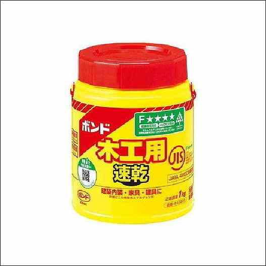 コニシボンド 木工用速乾 1kg #40302 12コ入(個人様宅・現場配達不可)