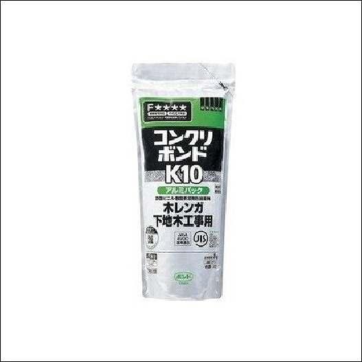 コニシボンド K10アルミパック 1kg #41029 12コ入(個人様宅・現場配達不可)