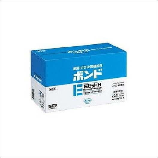 コニシボンド EセットH(セット) 2kg #45227 6コ入(個人様宅・現場配達不可)