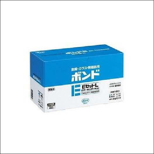 コニシボンド EセットL(セット) 2kg #45027 6コ入【個人様・現場配達不可】