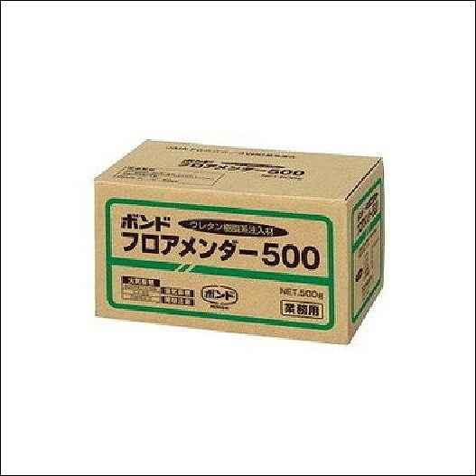 コニシボンド フロアメンダー500 500g #46410 6コ入(個人様宅・現場配達不可)