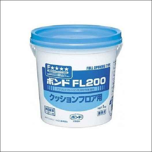 コニシボンド FL200 1kg #40427 18コ入(個人様宅・現場配送不可)
