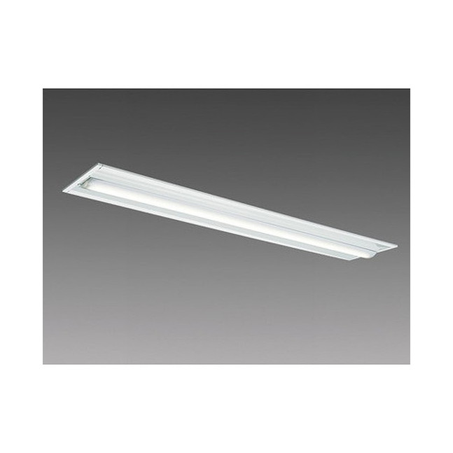 三菱電機 LEDベースライト(Myシリーズ 40形) 埋込形 220幅 Cチャンネル回避形 一般タイプ MY-B470334/N AHZ