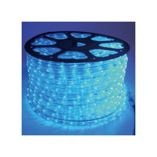 発光ロープライト 45m ブルー 60755BLU