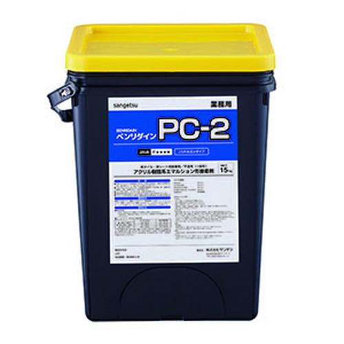 サンゲツ 接着剤 床用 アクリル樹脂系エマルション形 PC-2 15kg BB-576(1缶単位)
