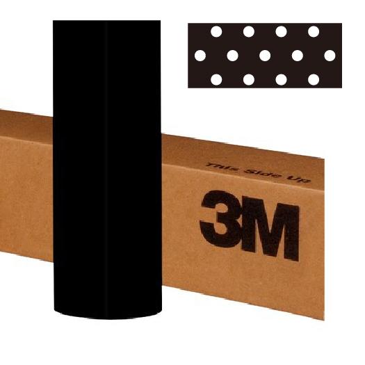 3M デュアルカラーフィルム ブラック 3635-222 1220mm×45.7M