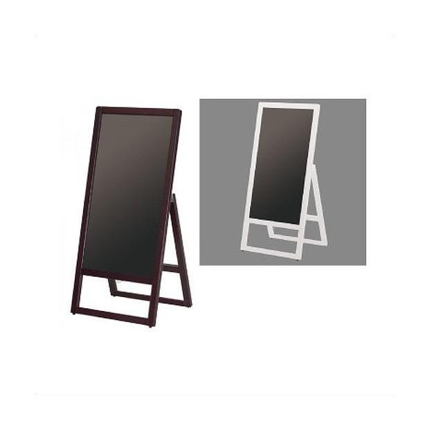 スタンドサイン 黒板型サイン A型ボードカスタム(片面仕様) 072G-55668