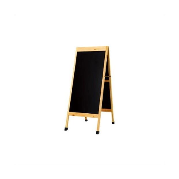 スタンドサイン 黒板型サイン マットA面ボード 078G-52683-1*